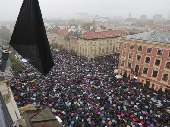 sea-protesters
